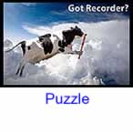 Got Recorder? Puzzle